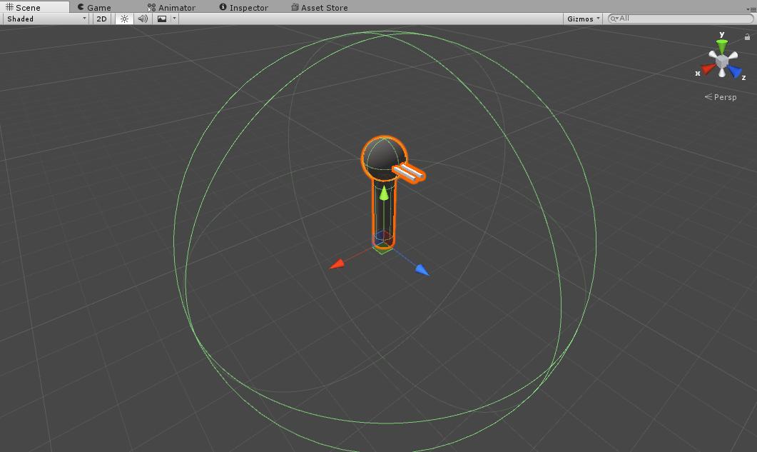 Простая автоматическая турель » NULLcode Studio | Игры